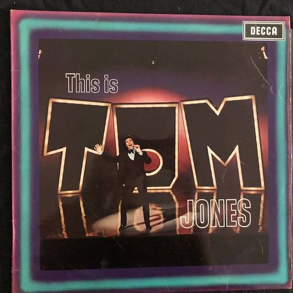 Tom Jones ‎– This Is Tom Jones