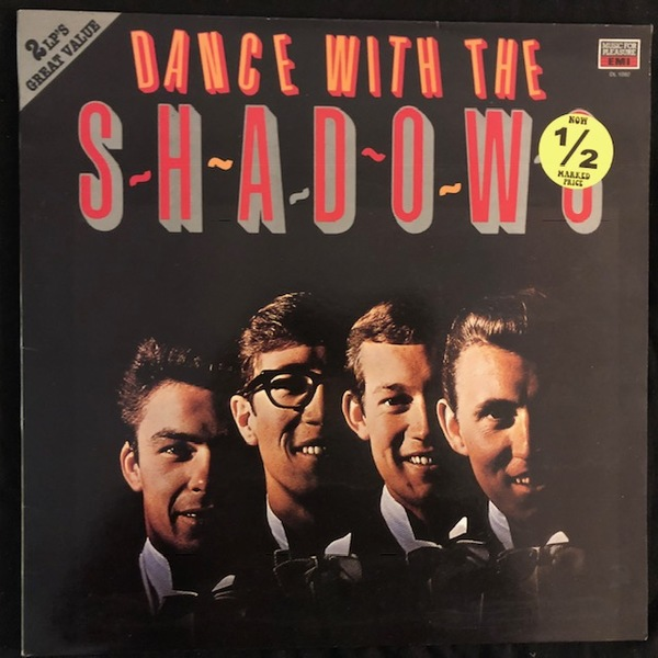 The Shadows ‎– Dance With The Shadows