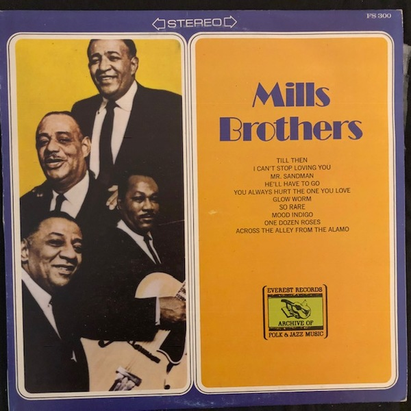 Mills Brothers ‎– Mills Brothers