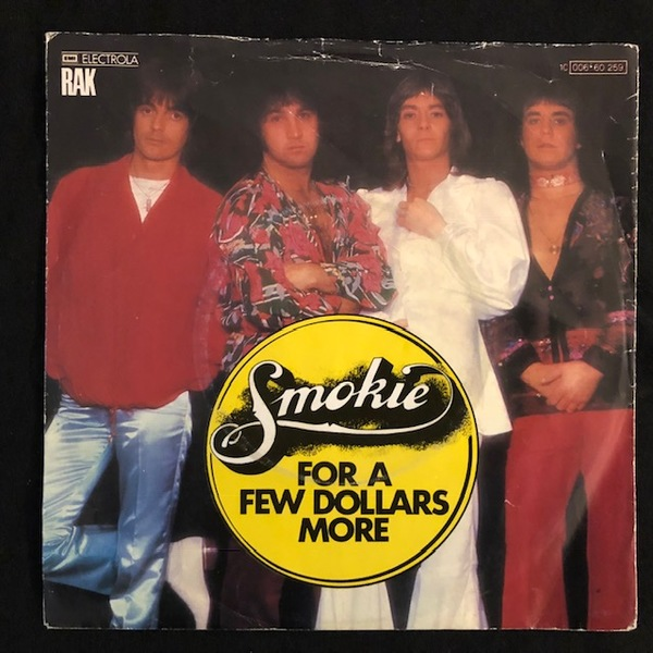 Smokie ‎– For A Few Dollars More