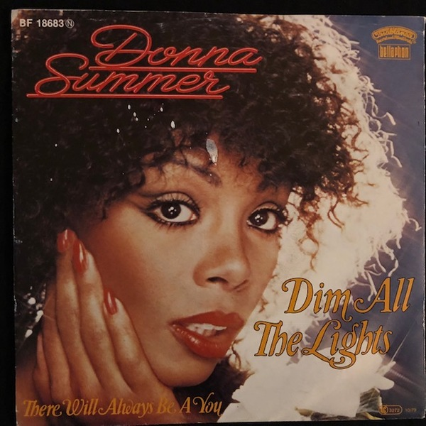 Donna Summer ‎– Dim All The Lights