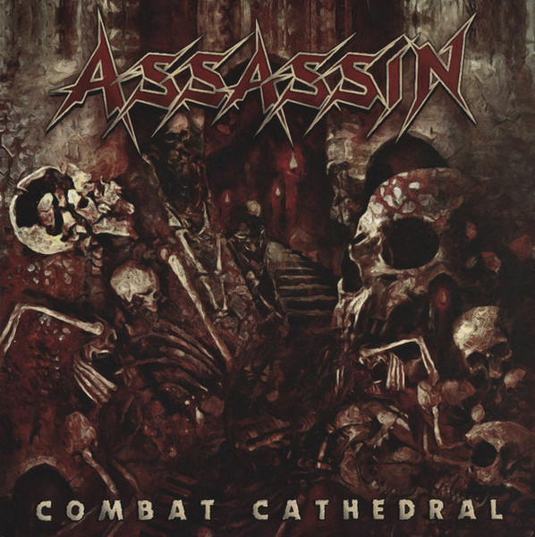 Assassin ‎– Combat Cathedral