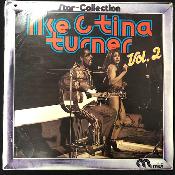 Ike & Tina Turner ‎– Star-Collection Vol. 2