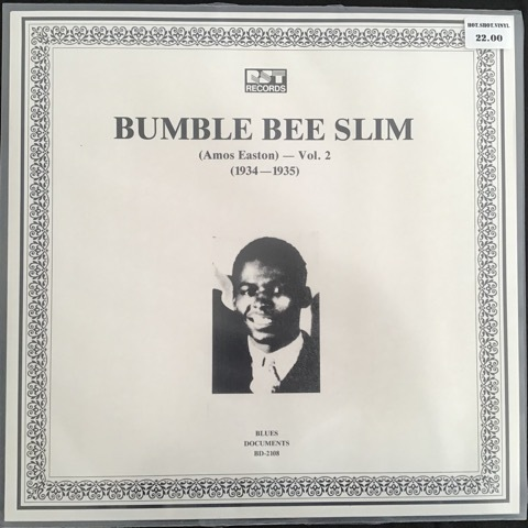 Bumble Bee Slim ‎– Vol. 2 (1934-1935)