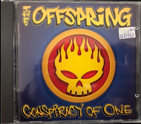 The Offspring ‎– Conspiracy Of One