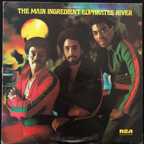 The Main Ingredient ‎– Euphrates River