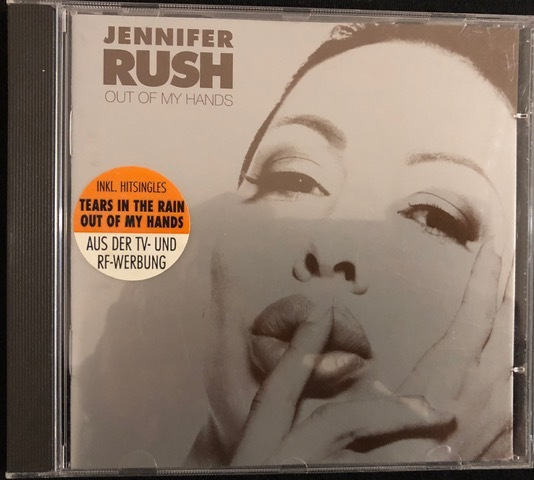 Jennifer Rush ‎– Out Of My Hands