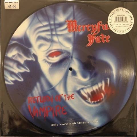 Mercyful Fate ‎– Return Of The Vampire
