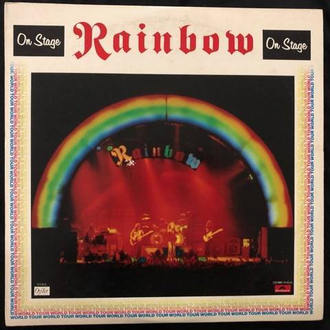 Rainbow ‎– On Stage