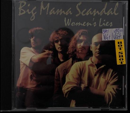 Big Mama Scandal ‎– Women's Lies