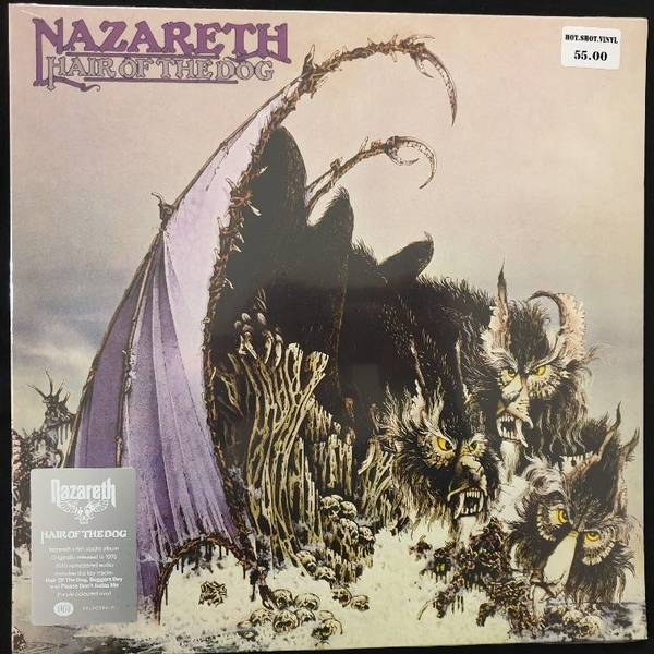 Nazareth ‎– Hair Of The Dog