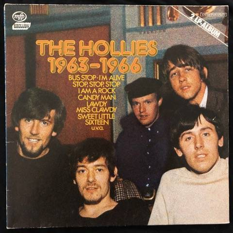 The Hollies ‎– 1963-1966