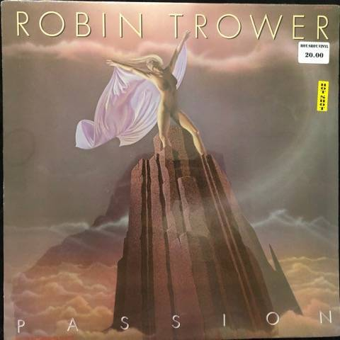 Robin Trower ‎– Passion