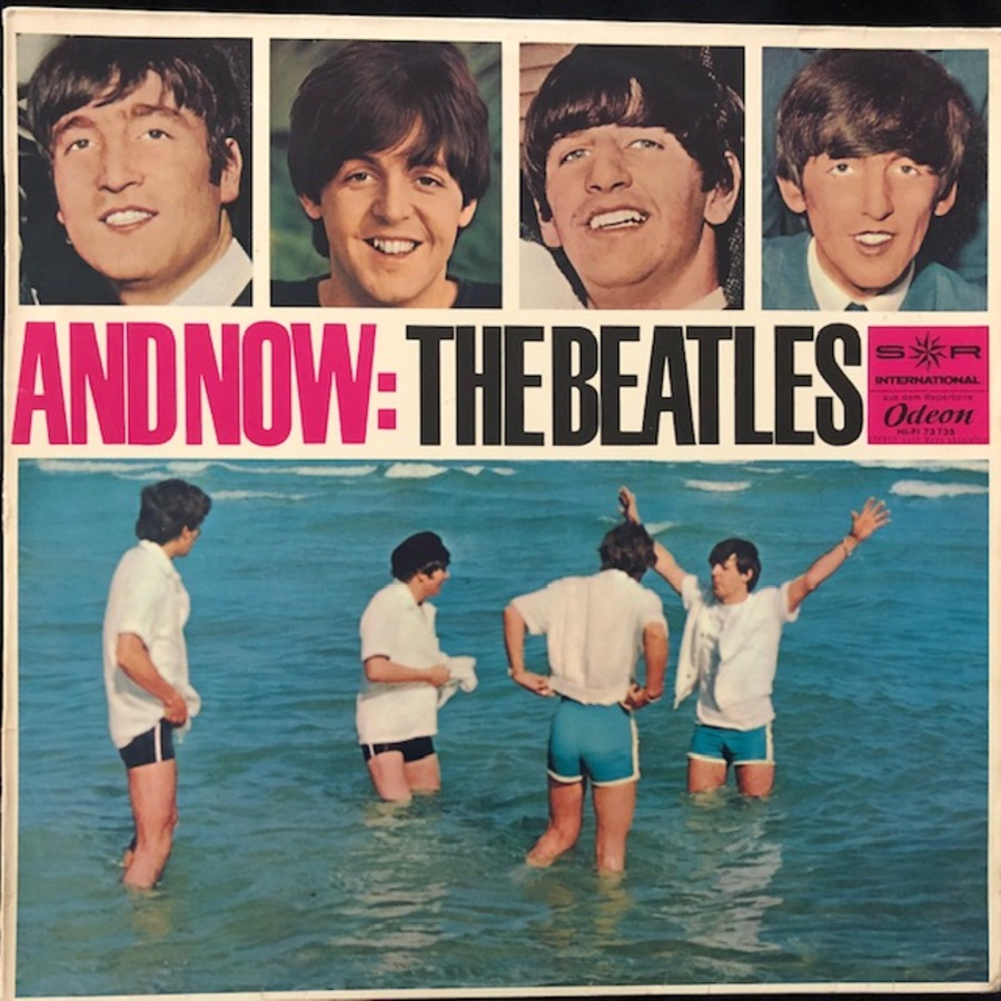 The Beatles ‎– And Now: The Beatles