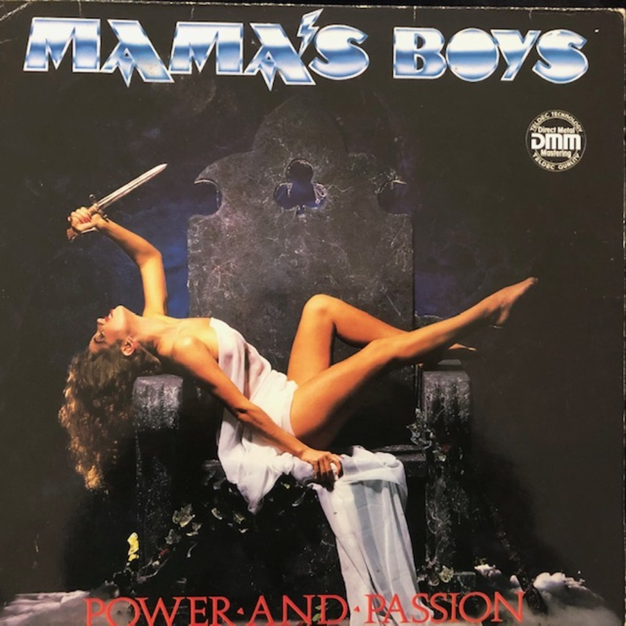 Mama's Boys ‎– Power And Passion