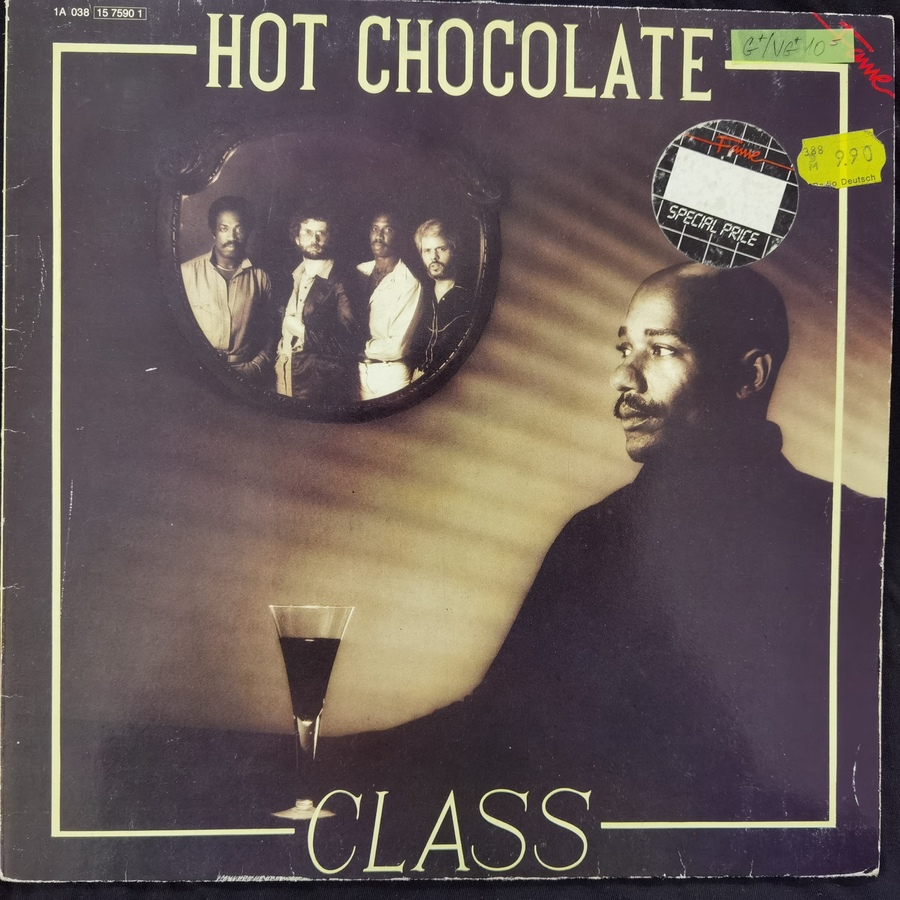 Hot Chocolate – Class