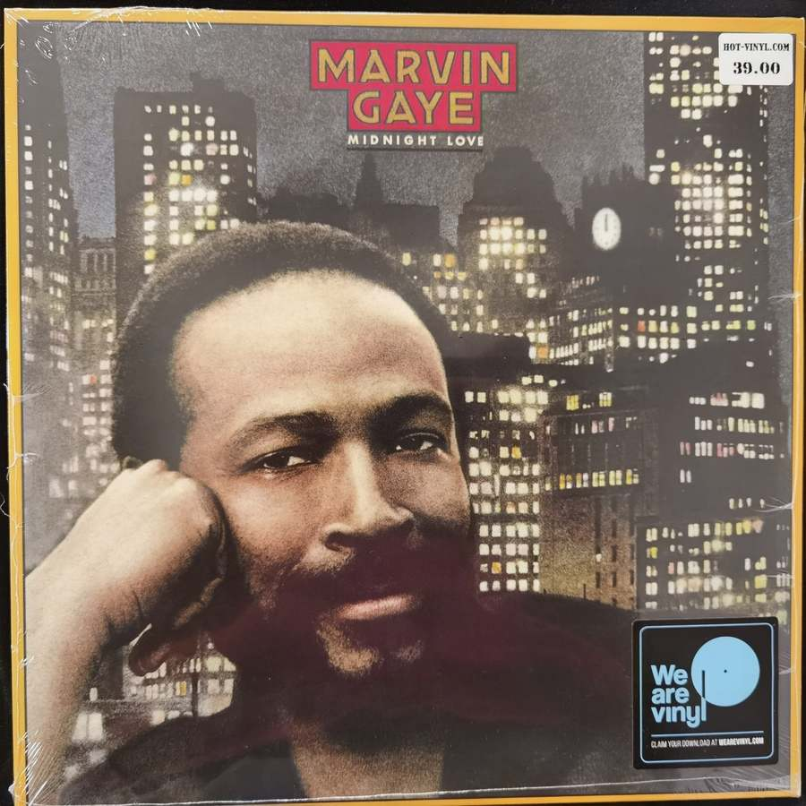Marvin Gaye – Midnight Love