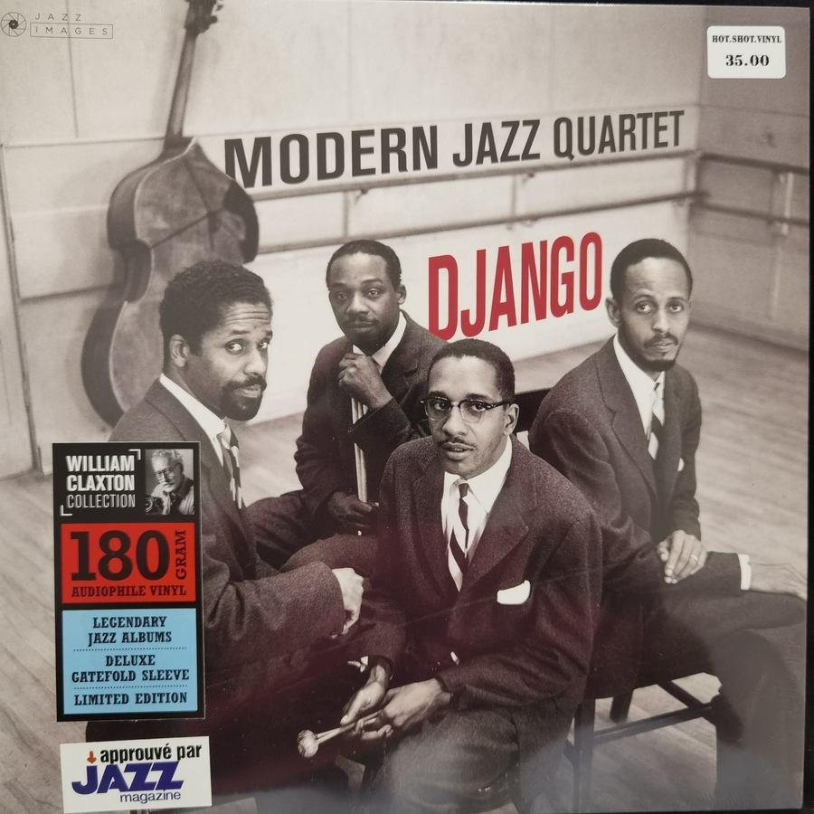 The Modern Jazz Quartet ‎– Django