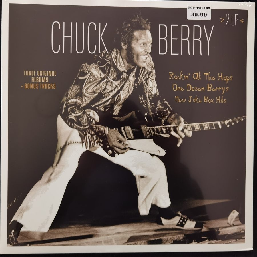 Chuck Berry ‎– Rockin' At The Hops / One Dozen Berrys / New Juke Box Hits