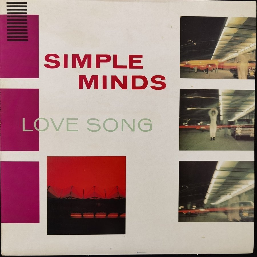 Simple Minds ‎– Love Song