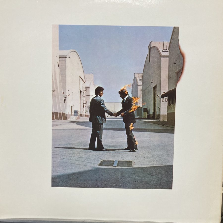 Pink Floyd ‎– Wish You Were Here