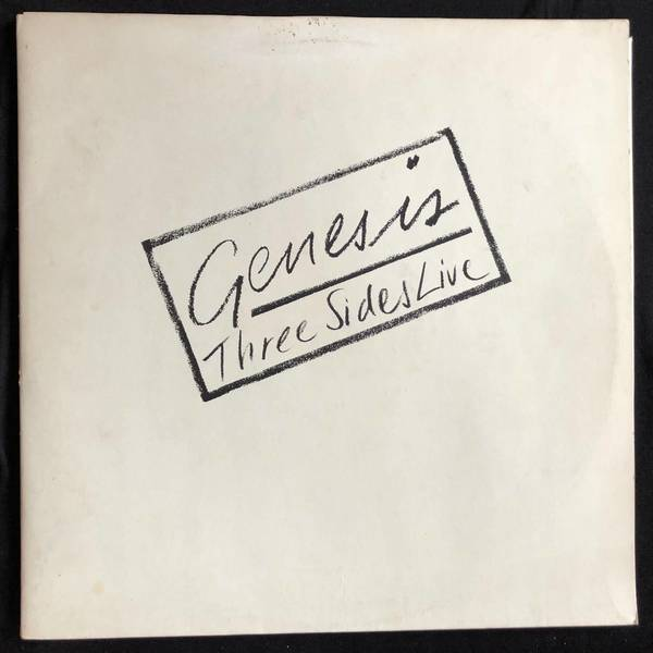 Genesis ‎– Three Sides Live