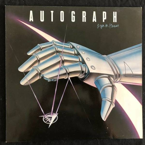 Autograph ‎– Sign In Please