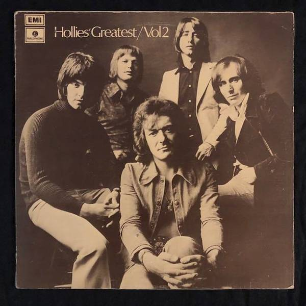 The Hollies ‎– Hollies' Greatest Vol. 2