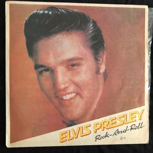 Elvis Presley ‎– Rock-And-Roll