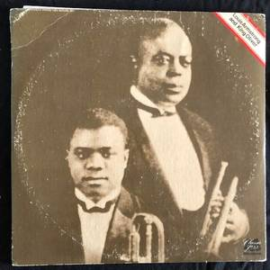 Louis Armstrong And King Oliver ‎– Louis Armstrong And King Oliver