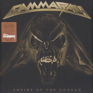 Gamma Ray ‎– Empire Of The Undead