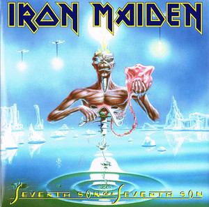 Iron Maiden ‎– Seventh Son Of A Seventh Son