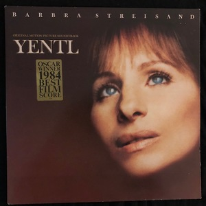 Barbra Streisand ‎– Yentl - Original Motion Picture Soundtrack