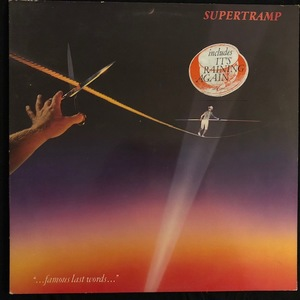Supertramp ‎– ...Famous Last Words...