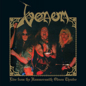 Venom  ‎– Live From The Hammersmith Odeon Theatre