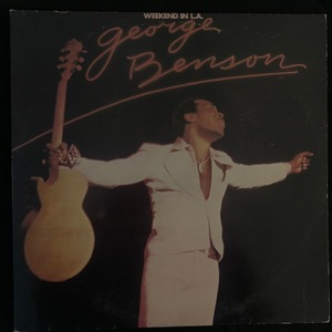 George Benson ‎– Weekend In L.A.