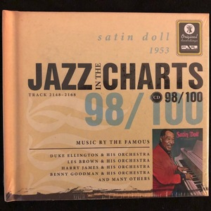 Various ‎– Jazz In The Charts 98/100 Satin Doll 1953 (Track 2148 - 2168)
