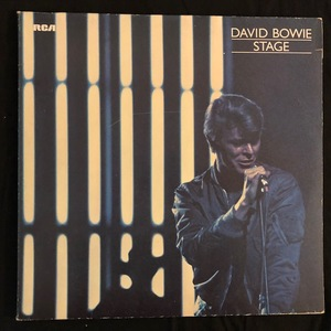 David Bowie ‎– Stage