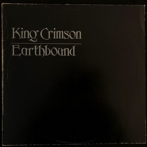 King Crimson ‎– Earthbound
