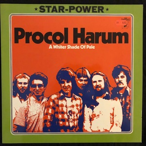Procol Harum ‎– A Whiter Shade Of Pale