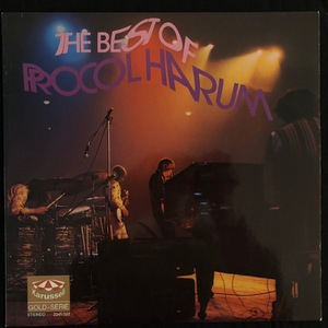 Procol Harum ‎– The Best Of Procol Harum