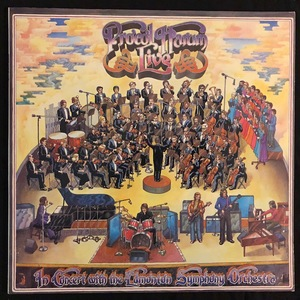 Procol Harum ‎– Live - In Concert With The Edmonton Symphony Orchestra