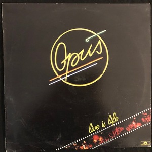 Opus ‎– Live Is Life