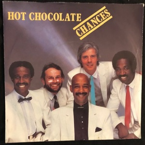Hot Chocolate ‎– Chances