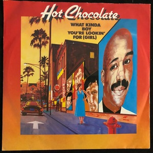 Hot Chocolate ‎– What Kinda Boy You're Lookin' For (Girl)