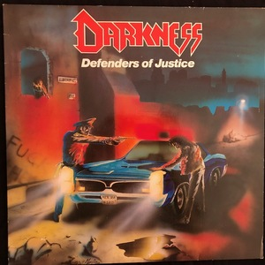 Darkness  ‎– Defenders Of Justice