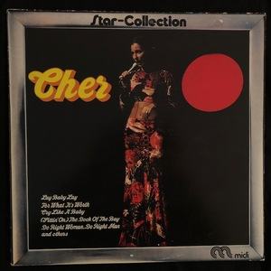 Cher ‎– Star-Collection