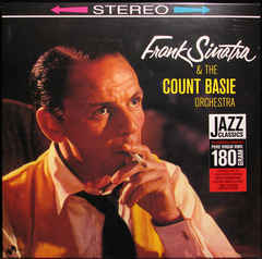 Frank Sinatra - Basie ‎– Frank Sinatra & The Count Basie Orchestra