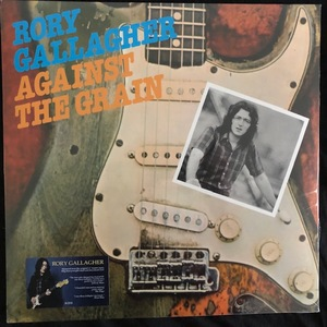 Rory Gallagher ‎– Against The Grain