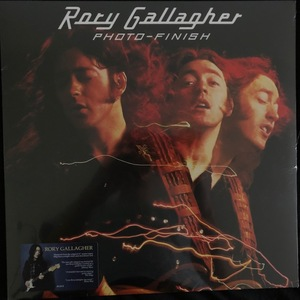 Rory Gallagher ‎– Photo-Finish
